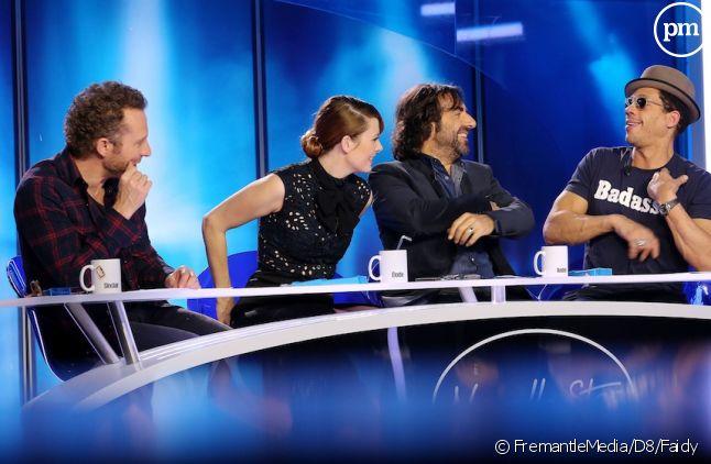 """Le jury de """"Nouvelle Star"""" 2016"""