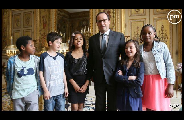 """""""Gulli à l'Elysée"""", nommé catégorie """"Jeunesse""""."""