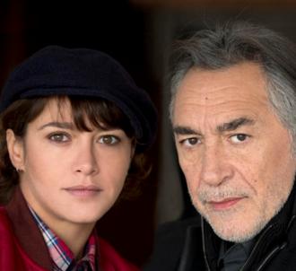 Emma De Caunes et Richard Berry dans 'Lanester : Memento...