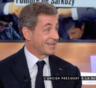 Nicolas Sarkozy : ''Les Guignols' m'ont fait rire'