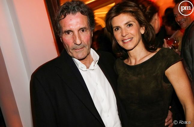 Jean-Jacques Bourdin et sa femme, Anne Nivat.