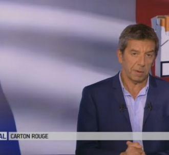Michel Cymèes et Marrina Carrère d'Encausse en colère...