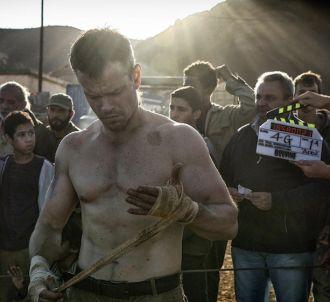 Teaser du nouveau Jason Bourne