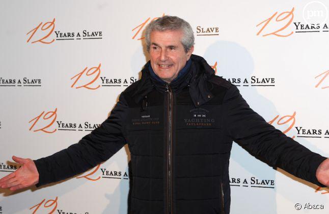 Claude Lelouch président de la 41eme Cérémonie des César