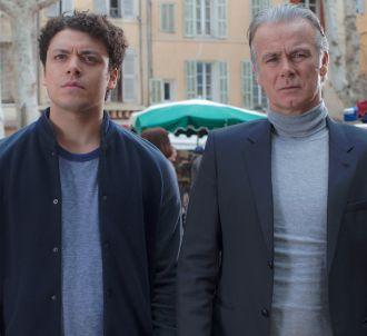 Franck Dubosc et Kev Adams dans 'Fiston'