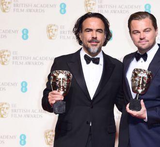 <span>Leonardo DiCaprio et le réalisateur Alejandro...