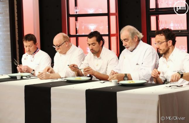 """L'épreuve des mentors dans """"Top Chef"""" 2016"""