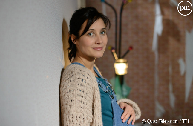 "Julie de Bona dans ""Le secret d'Elise''"