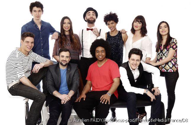"""Que vont chanter les dix finalistes de """"Nouvelle Star"""" ce soir ?"""