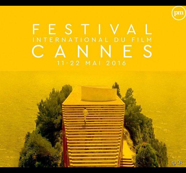La belle affiche du 69e festival de Cannes