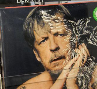 Carton pour le nouvel album de Renaud