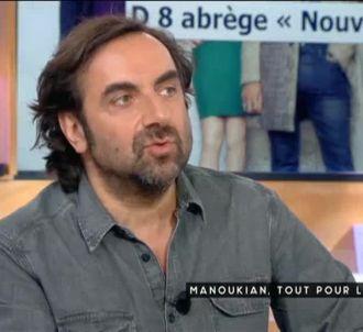 André Manoukian évoque l'échec de la saison actuelle de...