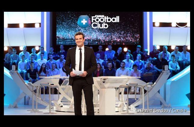 "Hervé Mathoux présente le ""Canal Football Club"""