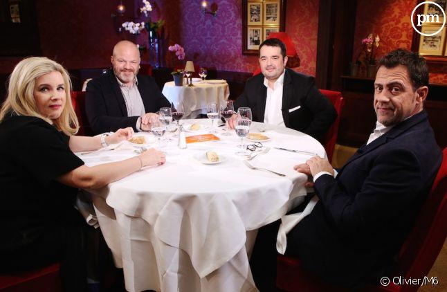 """Le jury de """"Top Chef"""" 2016 pour la finale"""