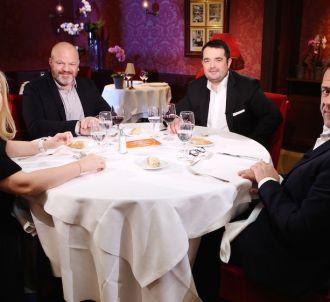 Le jury de 'Top Chef' 2016 pour la finale