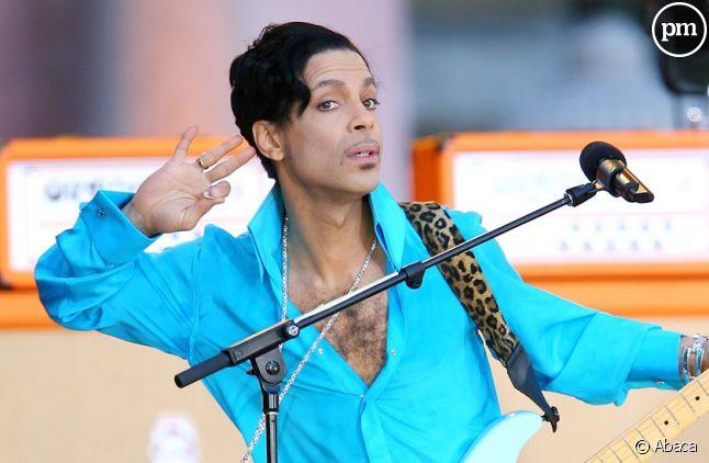 Prince est décédé le 21 avril à l'âge de 57 ans