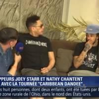 JoeyStarr met