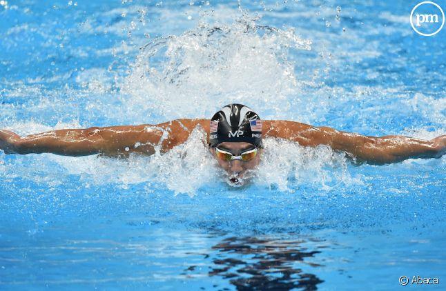 Michael Phelps a secoué cette première semaine olympique