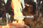 Burger King débarque à la télé française