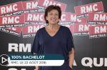 Les premiers pas de Roselyne Bachelot sur RMC