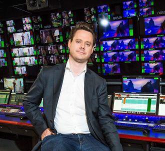Guillaume Perrier, directeur opérationnel du pôle TV du...