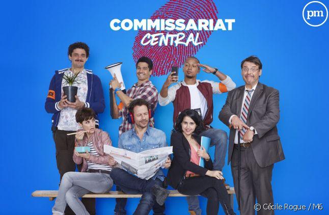"""Commissariat Central"""