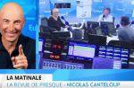 """""""Le Grand direct des médias de chez moi"""" : Nicolas Canteloup se paye à nouveau Jean-Marc Morandini"""