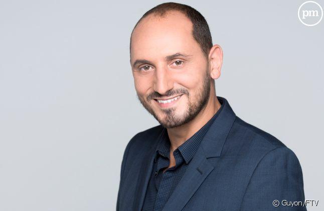Karim Rissouli, France 5.