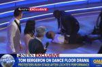 """Deux manifestants s'immiscent en direct sur le plateau de """"Dancing With the Stars"""""""
