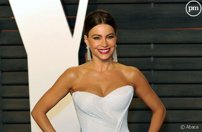 Sofia Vergara est l'actrice de séries US la mieux payée.