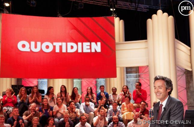 """""""Quotidien"""" se décline sur TF1 tous les jours vers 20h45."""