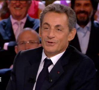 Karim Rissouli et Nicolas Sarkozy sur France 2.