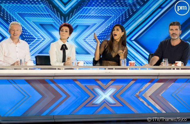 "Le jury de ""The X Factor"" 2016 sur ITV"