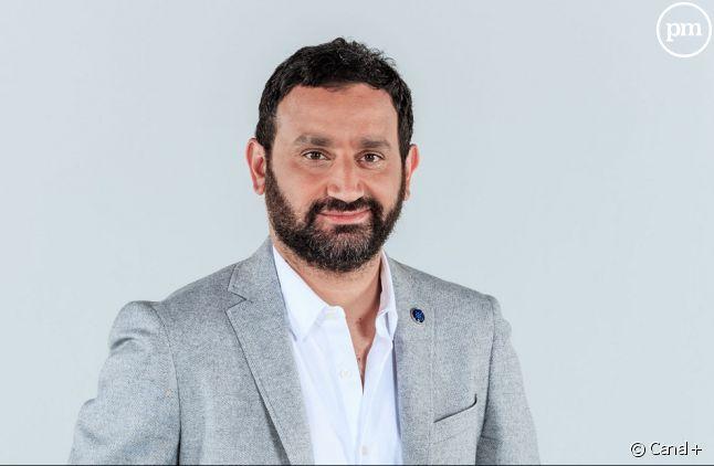 Cyril Hanouna.