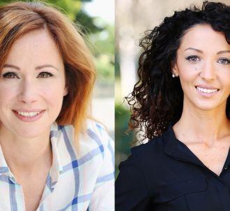 Sophie Ferjani ('D&CO') et Emmanuelle Rivassoux...