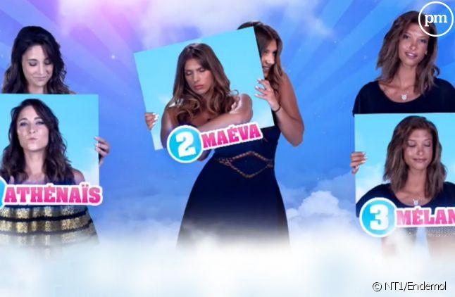 """Athénaïs, Maéva et Mélanie nommées dans """"Secret Story"""""""
