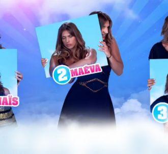 Athénaïs, Maéva et Mélanie nommées dans 'Secret Story'