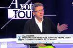 """""""Punchline"""" : Jean-Luc Mélenchon s'excuse de """"ses noms d'oiseaux"""" pour Laurence Ferrari"""