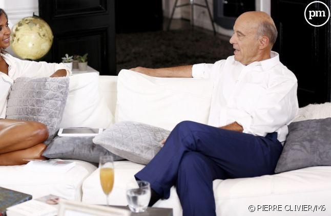 """""""Une ambition intime"""" avec Alain Juppé."""