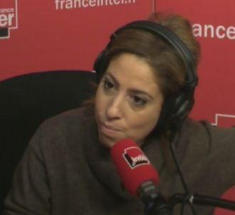 NKM révèle la grossesse de Léa Salamé en direct sur...