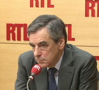 François Fillon s'en prend à Elizabeth Martichoux sur RTL