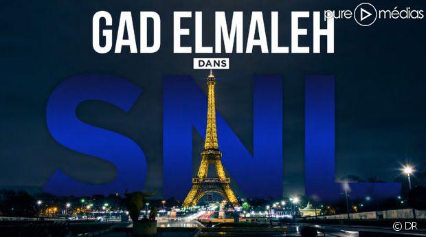 """Gad Elmaleh sera le premier invité de """"SNL"""""""