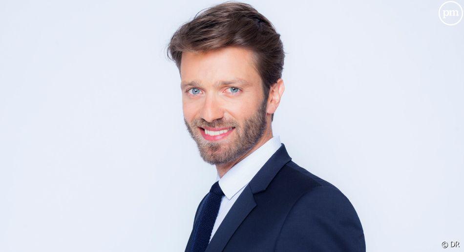Antoine Genton (journaliste présentateur)