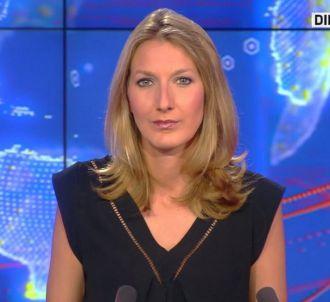 Amélie Carrouer (journaliste présentatrice)