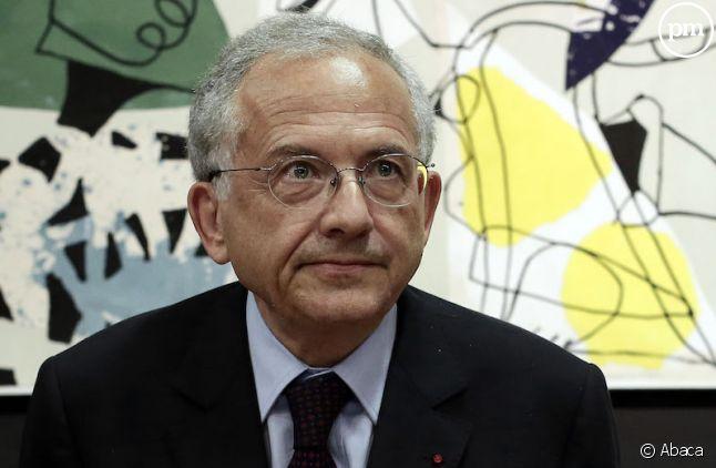 Olivier Schrameck, le président du CSA.