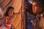 """Box-office US : """"Vaiana"""" devant """"Les Animaux fantastiques"""""""