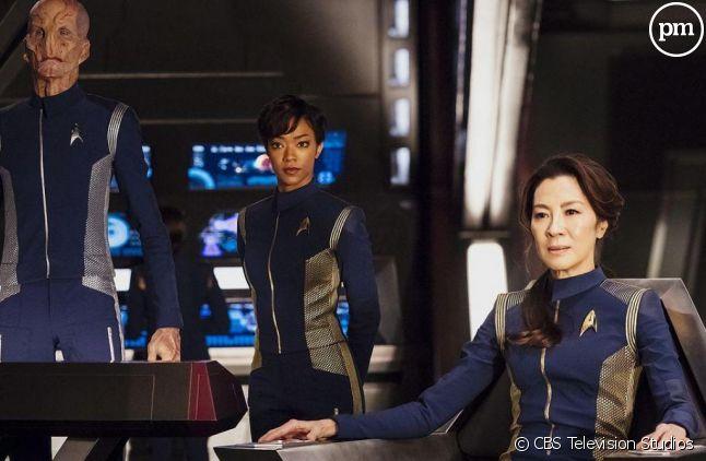 """Star Trek Discovery"""