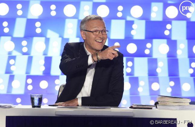"""Laurent Ruquier dans """"On n'est pas couché"""""""