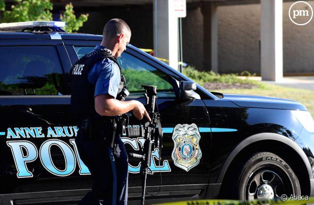 """Cinq morts au journal américain """"Capital Gazette"""""""