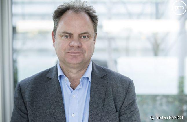 Yannick Letranchant directeur exécutif en charge de l'information à France Télévisions